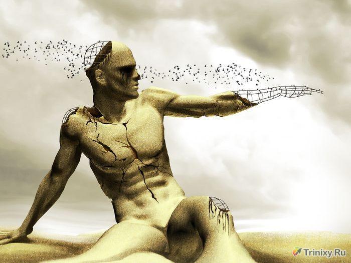 Познавательные факты о человеческом теле (12 фото + текст)