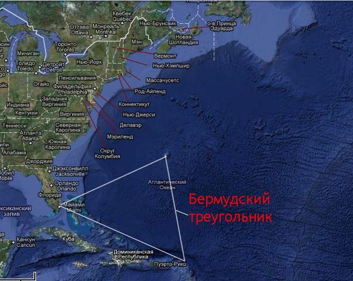 Как выжить в Бермудском треугольнике