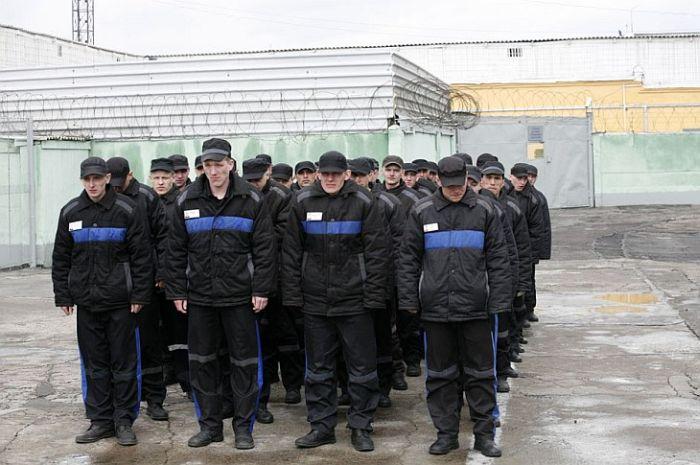 Как живут заключенные в сибирских тюрьмах (26 фото)