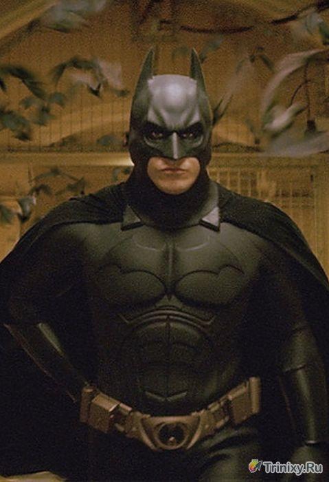 Как с годами менялись костюмы супергероев (47 фото)