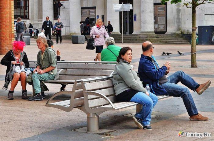 Как изменилось европейское общество (16 фото + текст)