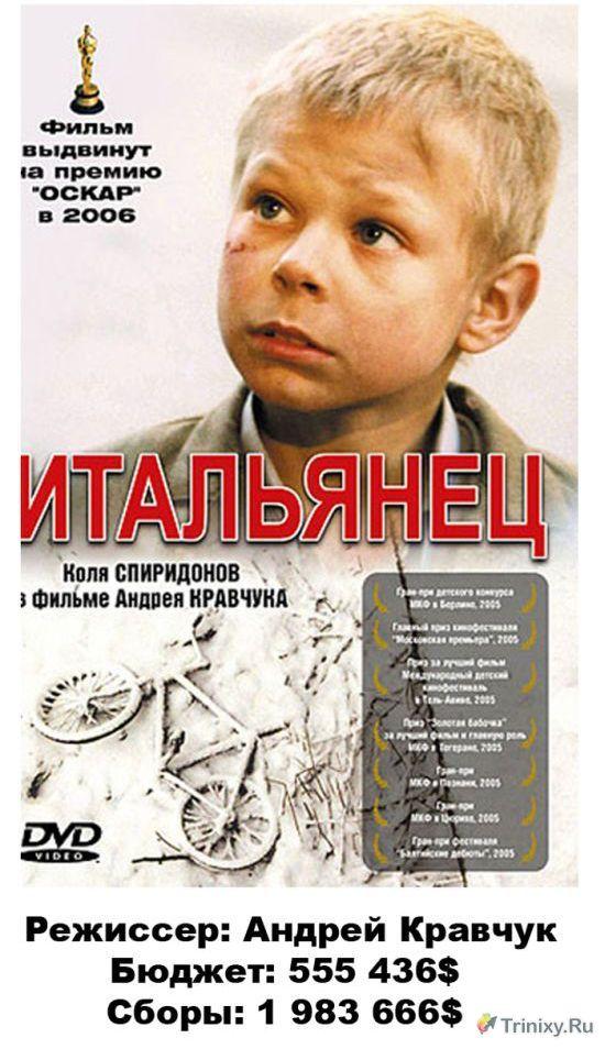 Самые кассовые кинофильмы России (8 фото)