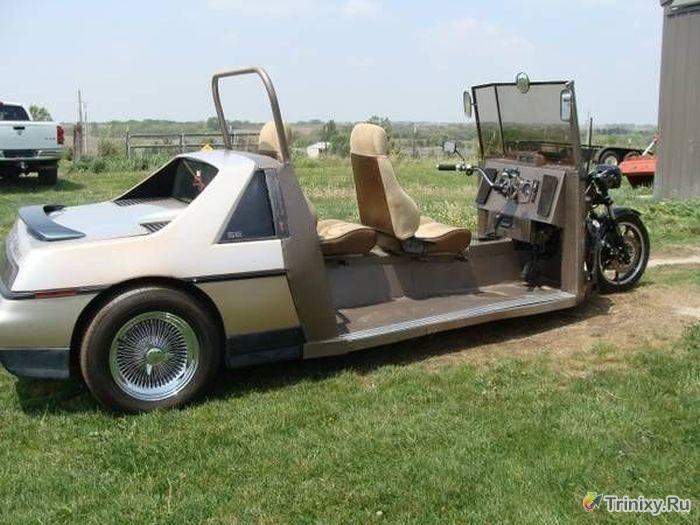 Продам необычный эксклюзивный автомобиль (4 фото)