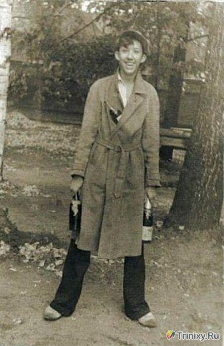 фото в молодости стивен хокинг