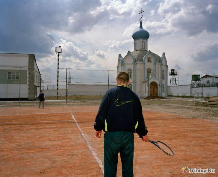 Места лишения свободы в России (17 фото)