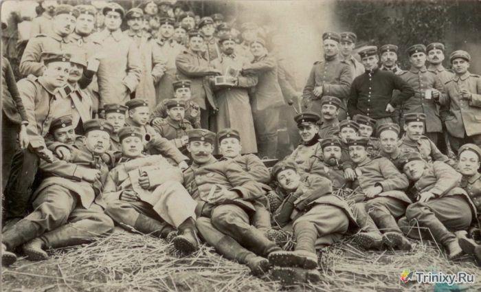 Фотографии времен Первой Мировой Войны (51 фото)