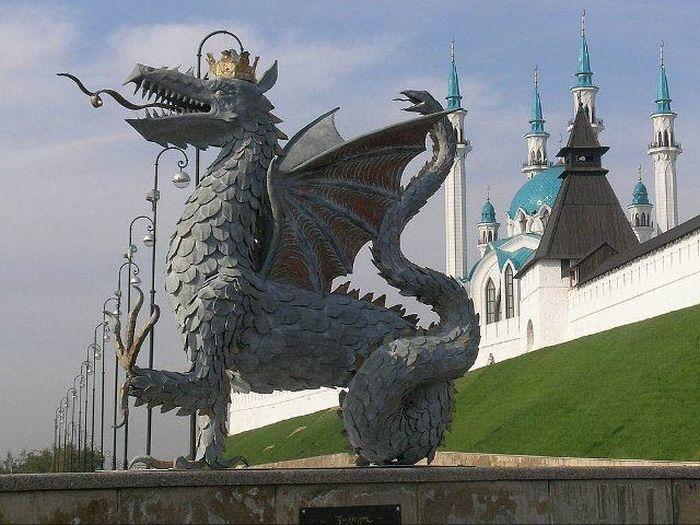 У Москвы нет конкурентов? (11 фото)