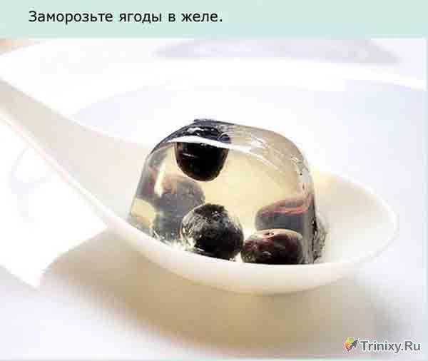 Интересные способы использования формы для льда (24 фото)