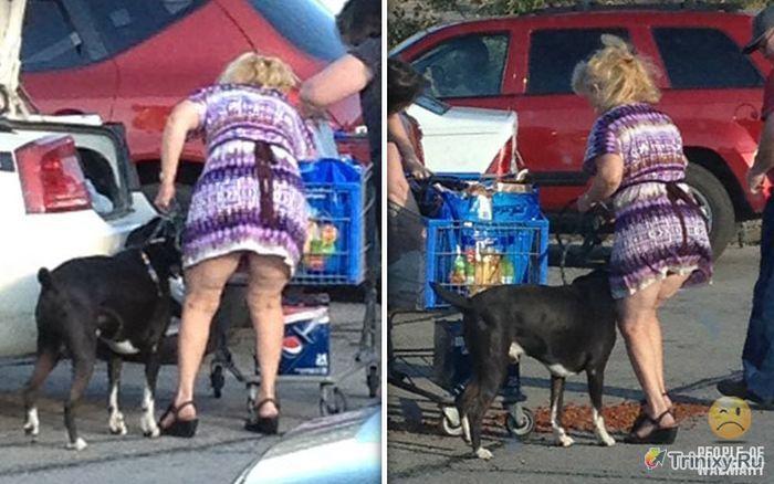 Смешные люди из супермаркетов. Часть 23 (39 фото)