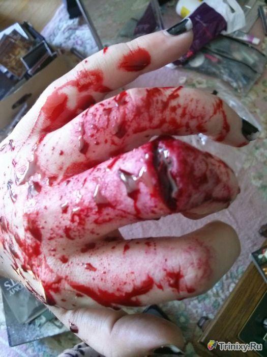 Инструкция по ампутации своего пальца (9 фото)
