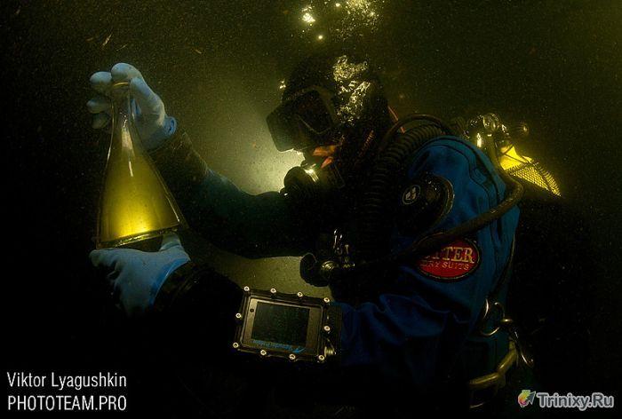 Работа подводных археологов (40 фото)