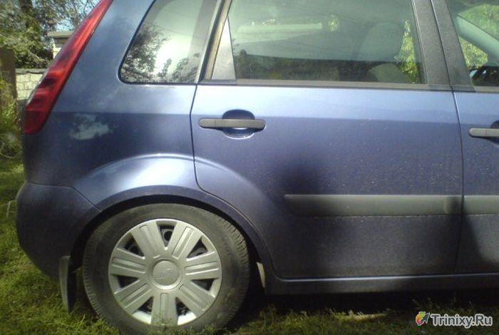 Как занизить клиренс своего авто (3 фото)