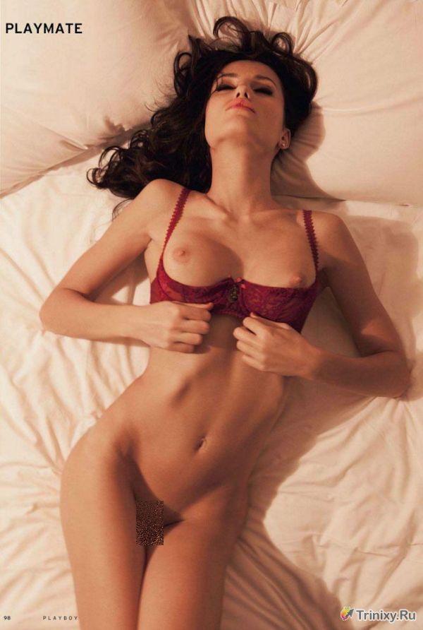 Украинская красотка стала девушкой месяца российского Playboy (9 фото)