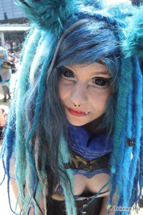 Фотоотчет с фестиваля Comic Con 2013 (40 фото)
