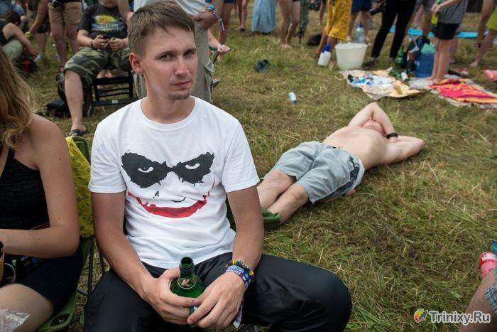 """Рок-фестиваль """"Нашествие 2013"""" (62 фото)"""