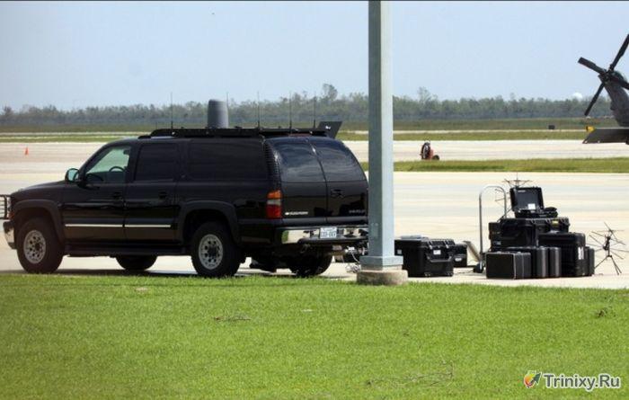 Для чего нужны странные антенны на правительственных авто (19 фото)