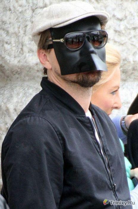 Звездный мастер маскировки (11 фото)