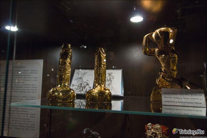 Музей Эротики в Санкт-Петербурге (75 фото)