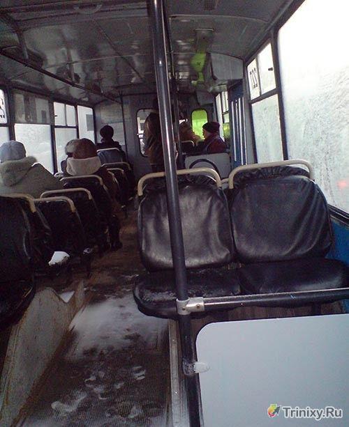 Откровения работников городского транспорта (9 фото)