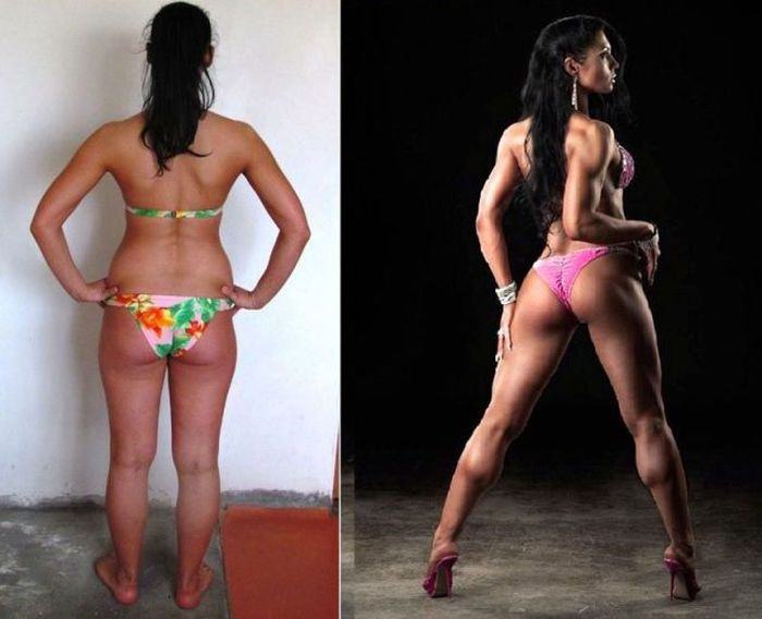 История невероятного похудения (28 фото)