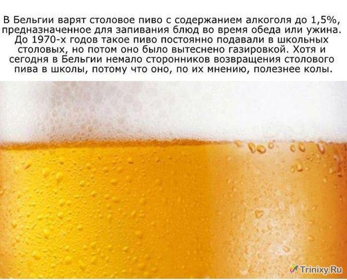 Интересные факты об алкоголе (16 фото)
