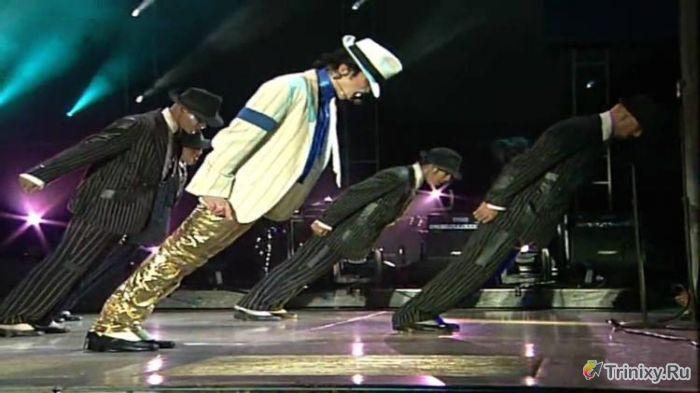 Крутые ботинки Майкла Джексона (5 фото + видео)