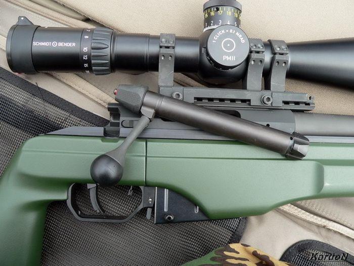 Обзор винтовки Sako TRG-22 (87 фото)