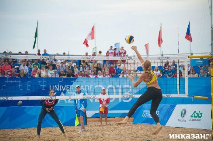 Стройные волейболистки на Универсиаде 2013 (42 фото)