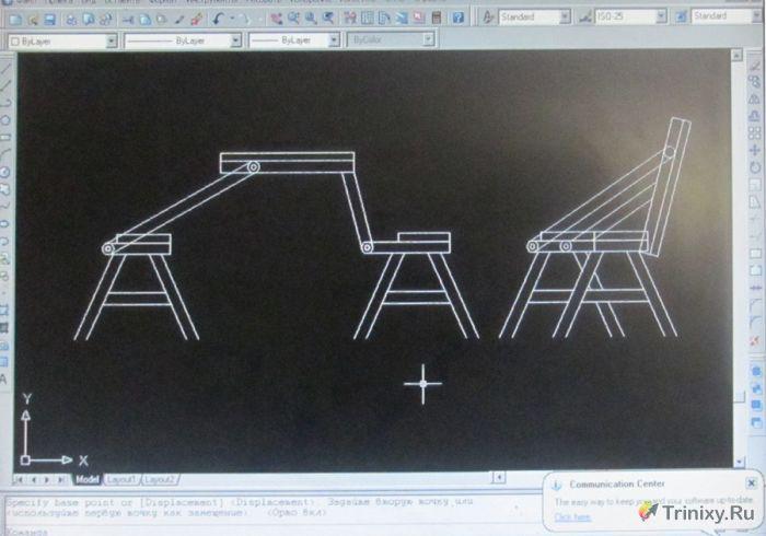 Делаем скамейку-трансформер своими руками (18 фото)
