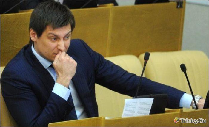 Серые будни депутатов Государственной Думы (48 фото)