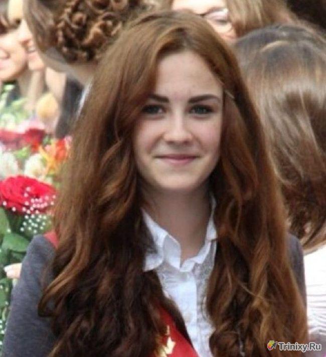 Малолетняя выпускница под наркотой (10 фото)
