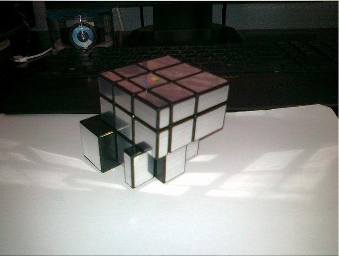 Необычный сложные кубик рубика фото