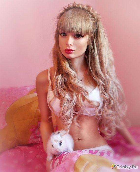 Кукла Барби из Москвы (40 фото)
