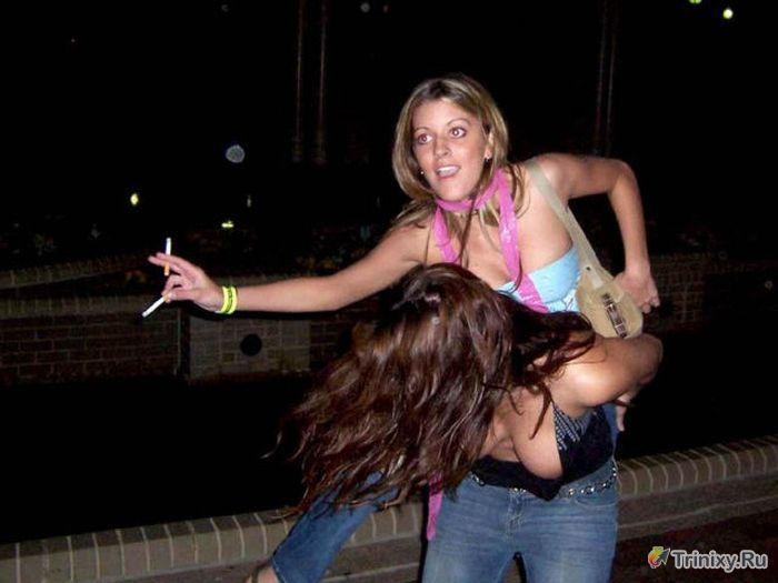 Пьяные девушки идут в отрыв (73 фото)