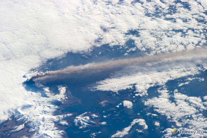ТОП-15 извержений вулканов (15 фото)