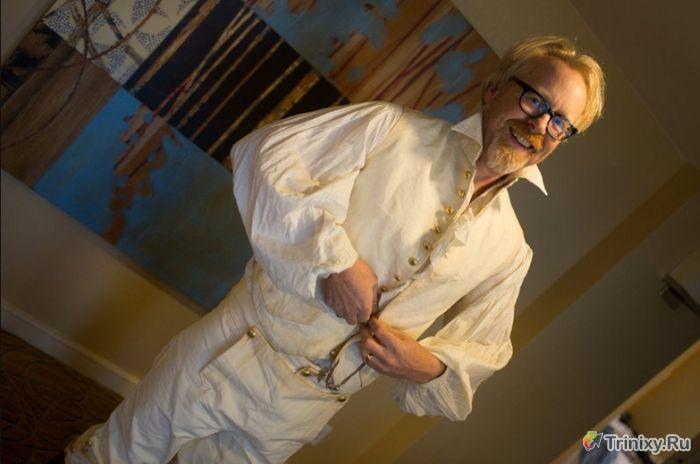 Креативный костюм Адама Сэвиджа (27 фото)