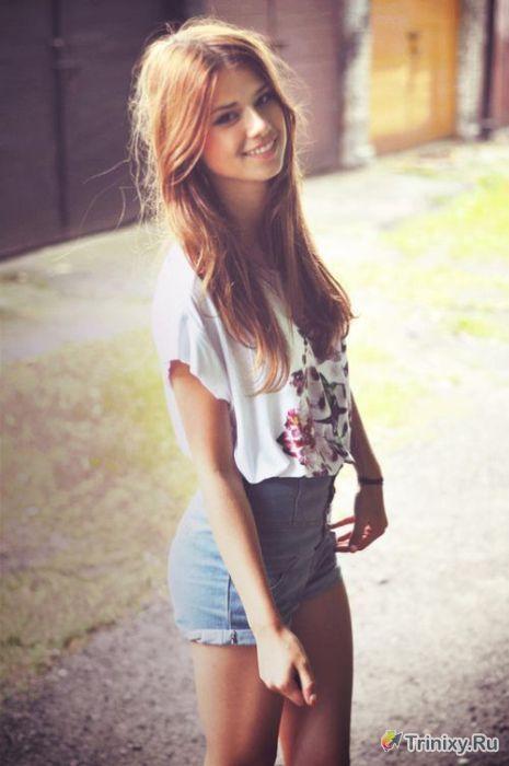 Подборка красивых девушек (100 фото)