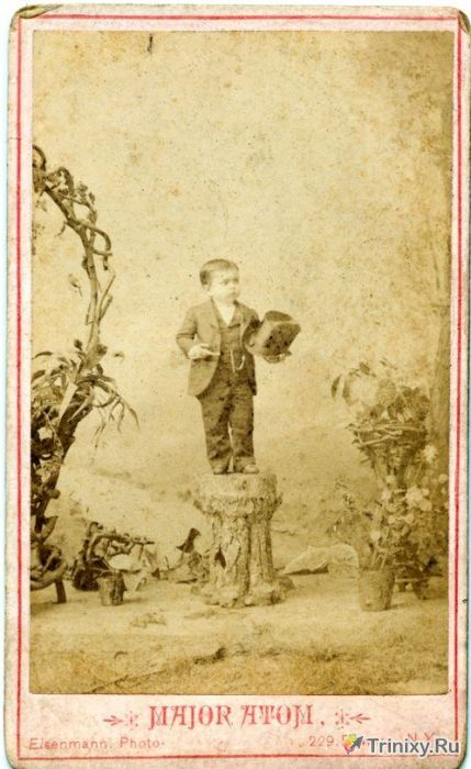 Очень необычная серия фотографий 1870-1880х годов (17 фото)