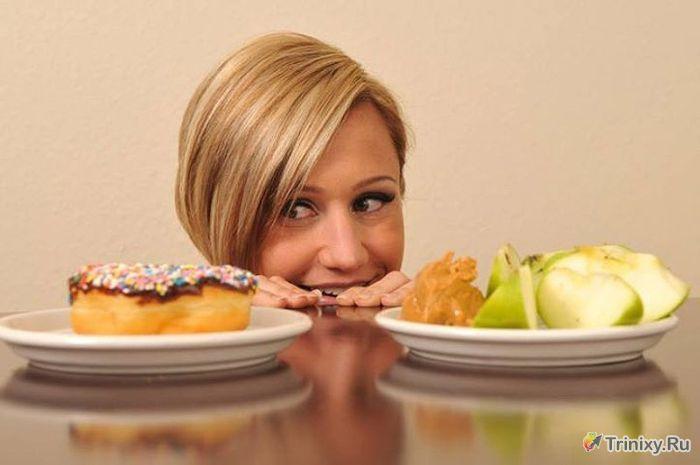 Разрушаем мифы о том, как сделать свой живот плоским (7 фото)