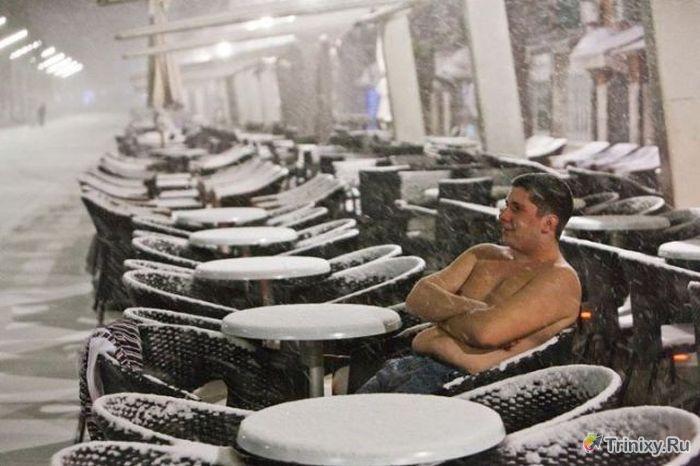 Люди, которые умеют расслабляться (51 фото)