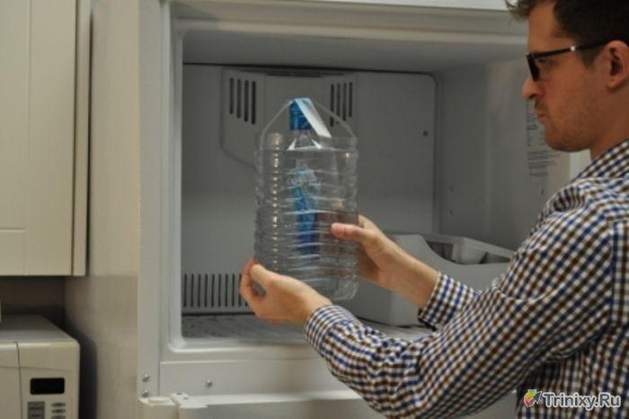 Как нужно охлаждать водку (5 фото)