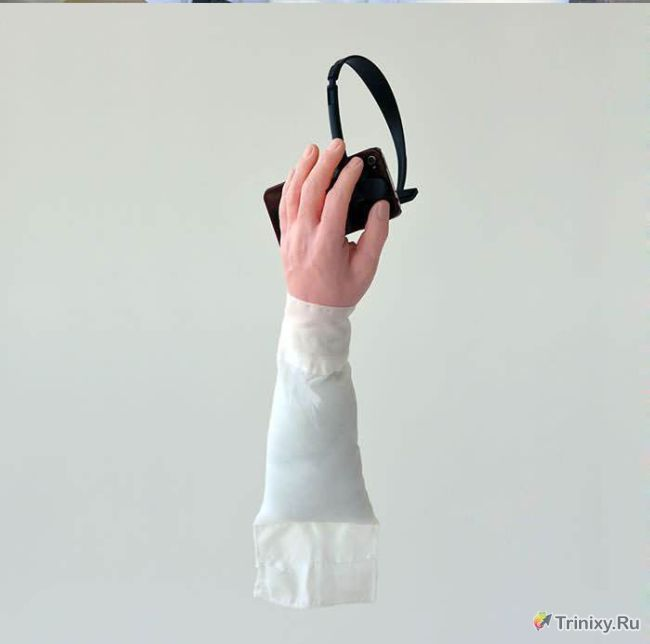 Странный Hands Free (3 фото)