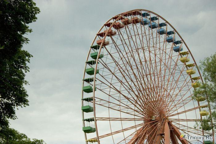Заброшенный парк развлечений в Германии (23 фото)
