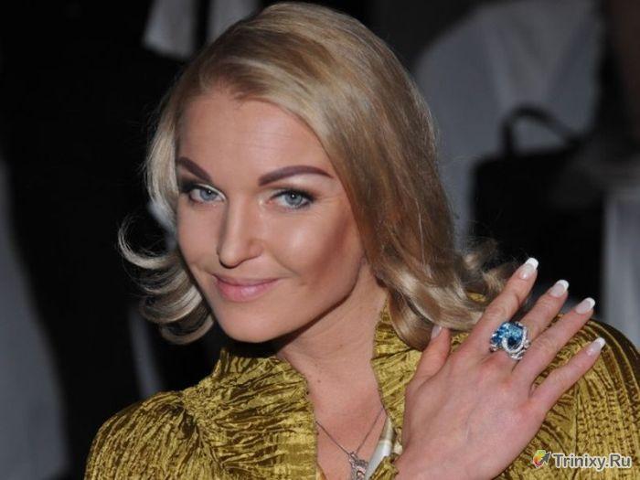 обручальные кольца российских знаменитостей