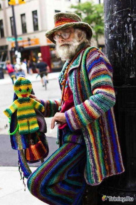 Странные модники (44 фото)