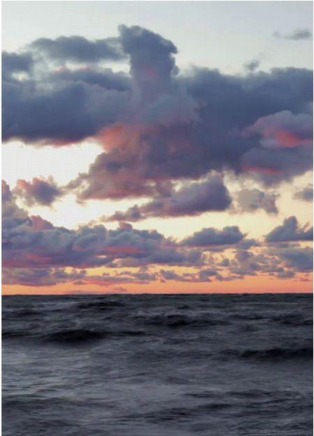 Когда хочется на море (21 гифка)