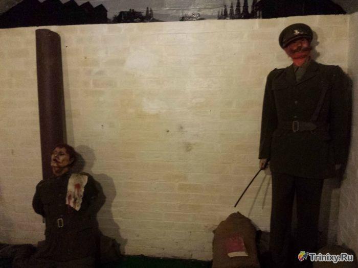 Необычный музей Второй мировой войны в Форте Полл (30 фото)