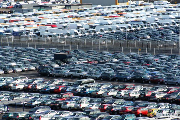 Правда о подержанных автомобилях в Германии (7 фото + текст)