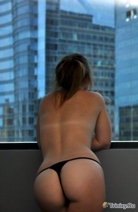 Сексуальная линия загара (33 фото)