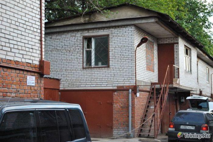 Аренда необычного жилья в Москве (47 фото)